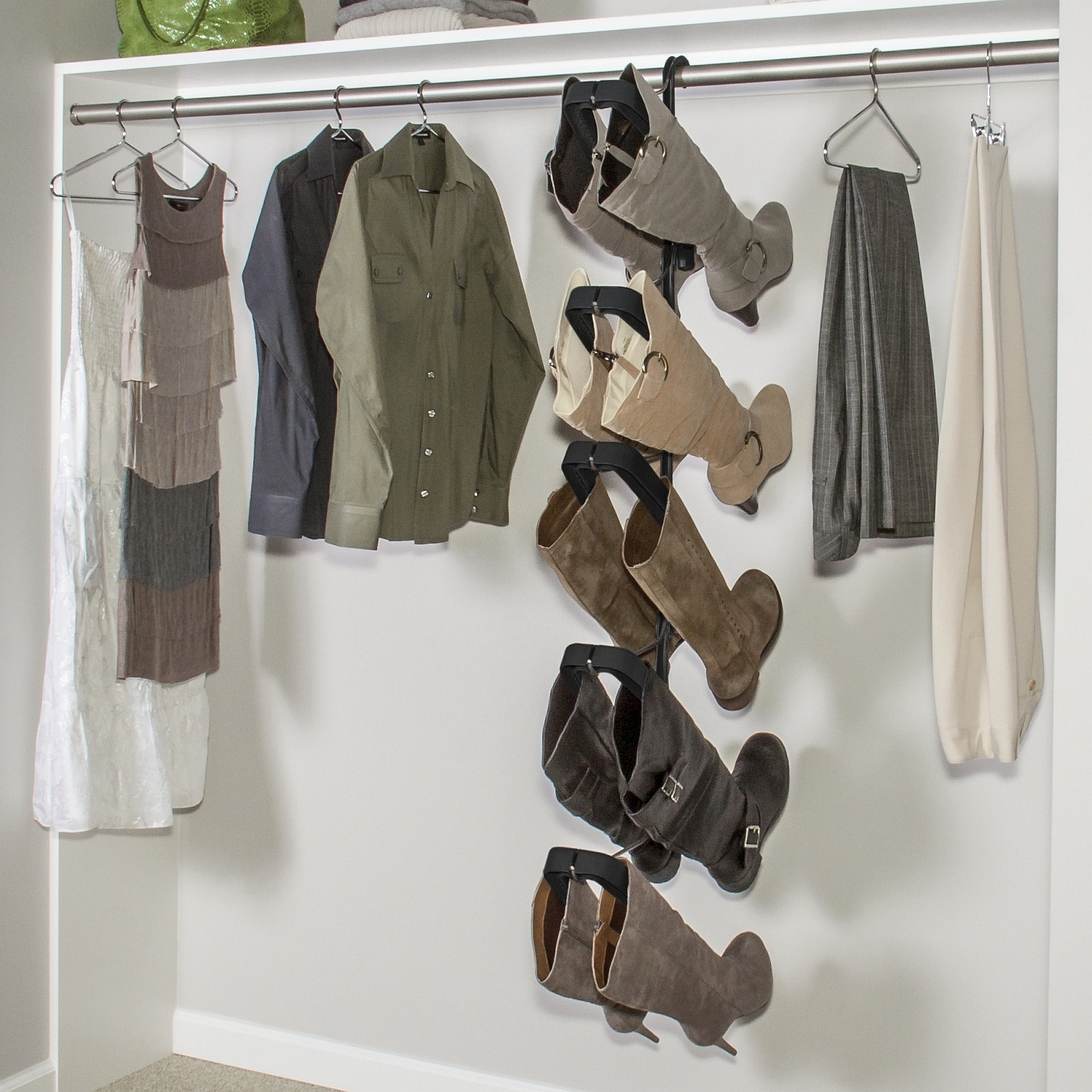 shelves of cave closet d wardrobe wood walk solutions brown organizers inserts clothes ideas shelving with full way plan small size wire systems best design organize layout organizer in ikea to target