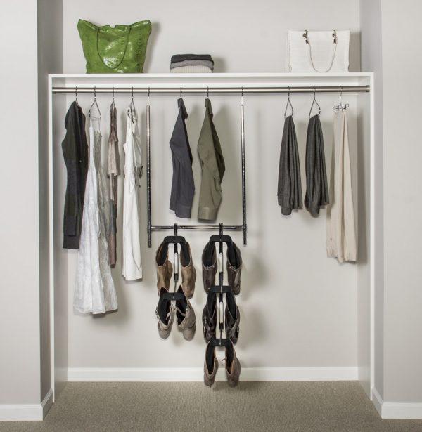 boot butler closet organizer