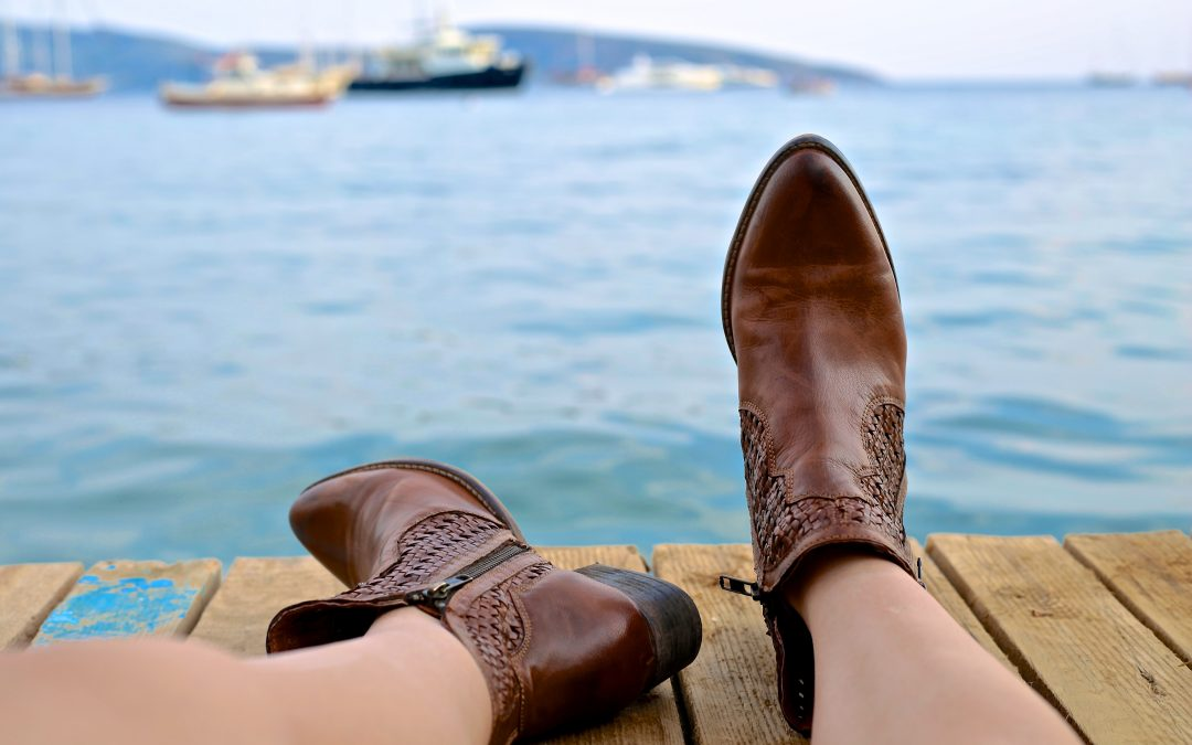 How to Store Your Leather Boots for the Summer
